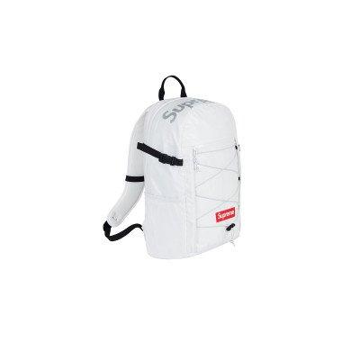 Supreme Supreme Backpack White (FW17)