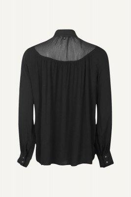 Tramontana Tramontana Shirt / Top Zwart C08-01-301