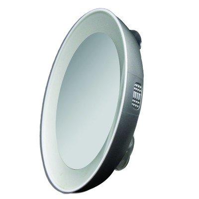 Tweezerman Tweezerman Spiegel 15x vergrotend met LED licht Badkamerspiegel