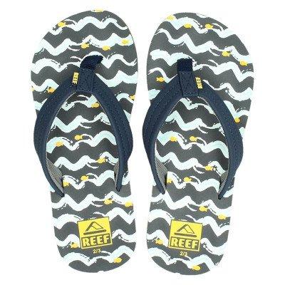 Reef Reef Ahi fish slippers