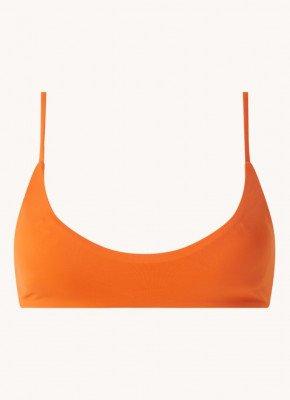Aya Label Aya Label The Metis voorgevormde bandeau bikinitop