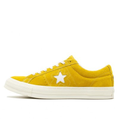 "Converse Converse One Star Ox Tyler The Creator Golf Le Fleur ""Sulphur Yellow"""