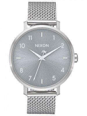 Nixon The Arrow Milanese grijs
