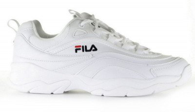 FILA FILA Ray Low Wit Herensneakers