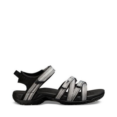 Teva Teva Tirra Sandalen, Zwart / Wit voor Dames, Maat 36