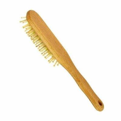Forsters Haarborstel hout noppen beukenhout ovaal Forsters