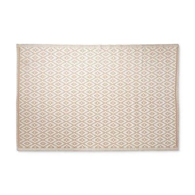 Xenos Buitenkleed azteken - beige - 120x180 cm