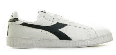 Diadora Sport Diadora Sport Game L Low Waxed Off-White/Donkerblauw Herensneakers