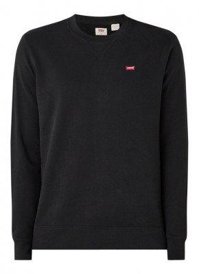 Levi's Levi's New Original sweater met logopatch