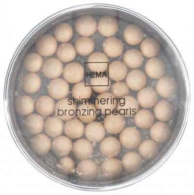 HEMA Shimmering Bronzing Pearls (brons)