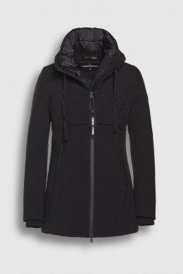 Creenstone Creenstone Technical paneled jacket - Black