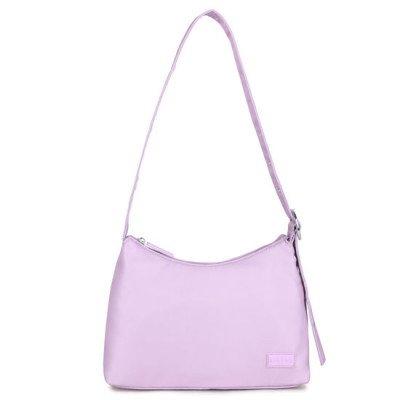 Daniel Silfen Daniel Silfen Shoulder Bag Ulrikke Nylon Pastel Lilac