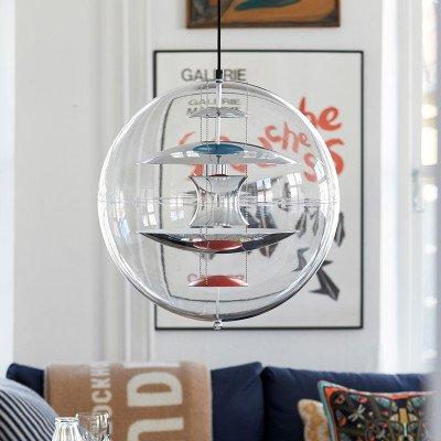 Verpan VERPAN VP Globe hanglamp, 40 cm