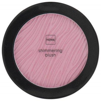 HEMA HEMA Shimmering Blush 41 Sparkling Rose (roze)