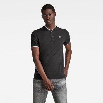 G-Star RAW Sport Collar Slim Polo - Zwart - Heren