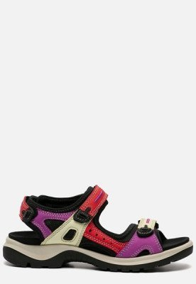 ECCO Ecco Offroad sandalen rood