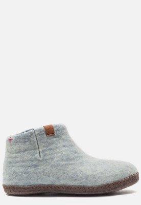 Tofvel Tofvel Pantoffels grijs