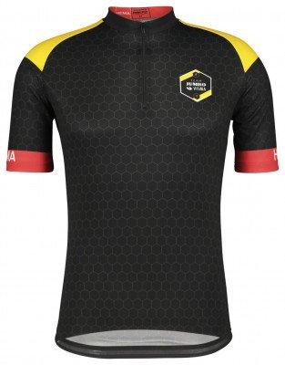 HEMA Fietsshirt TJV Replica Zwart (zwart)