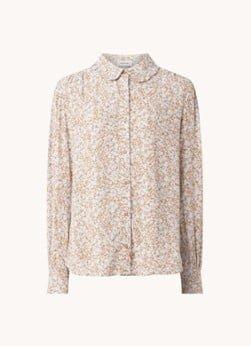Modström Modström Isa blouse met bloemenprint en ruches
