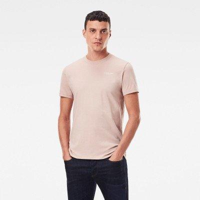 G-Star RAW Slim Base T-Shirt - Roze - Heren