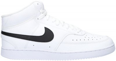 Nike Witte Nike Lage Sneakers Court Vision Mid