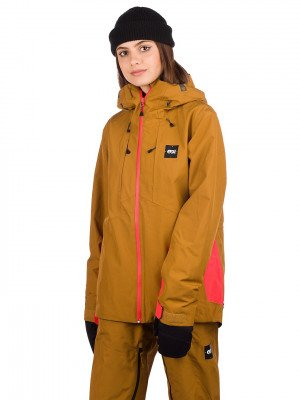 Picture Picture Seen Jacket bruin