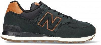 New Balance Zwarte New Balance Sneakers Ml574