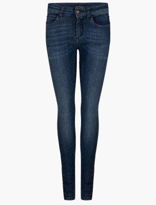 Cavallaro Napoli Cavallaro Napoli Dames Jeans - Sicilia Denim Jeans - Blauw