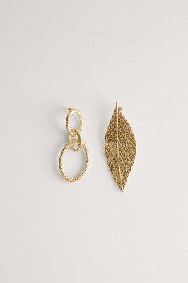 NA-KD Accessories NA-KD Accessories Oorbellen - Gold