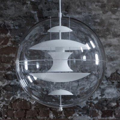 Verpan VERPAN VP Globe Glass hanglamp, 40 cm