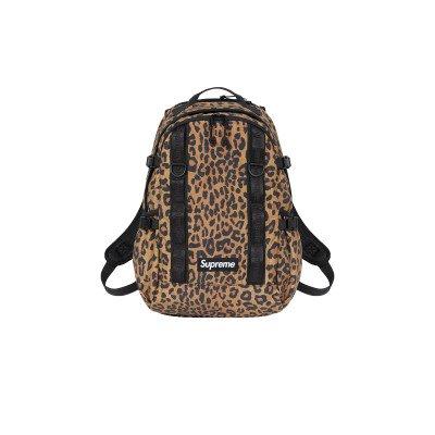 Supreme Supreme Backpack Leopard (FW20)