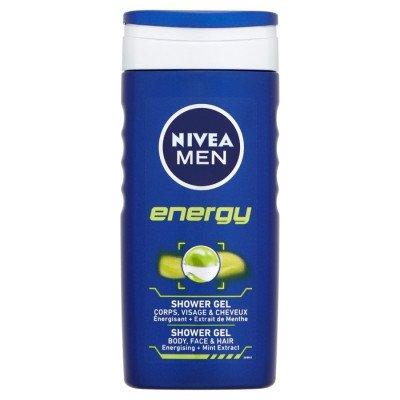 Nivea Nivea Energy Showergel 250ml