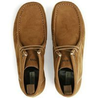 Will's Vegan Shoes Will's Vegan Shoes unisex vegan Mocassin Laarzen Bruin Bruin 42 Gerecycled rubber/Microfibre (micronappa, microsuède)