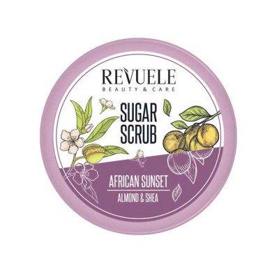 Revuele Revuele Sugar Scrub African Sunset Almond&Shea