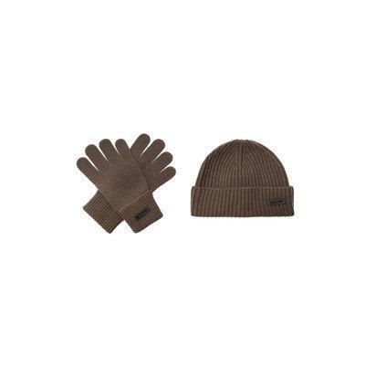 Dsquared2 Baseball pet en handschoenen set