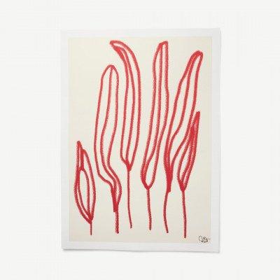 MADE.COM Vass door Anna Moerner, print, 50 x 70 cm