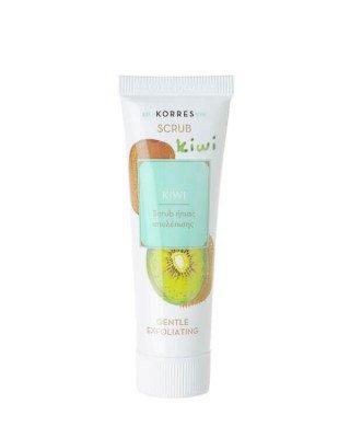 Korres Korres - Kiwi Gentle Exfoliating Scrub - 18 ml