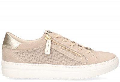 DLSport DLSport 4711 Taupe Damessneakers