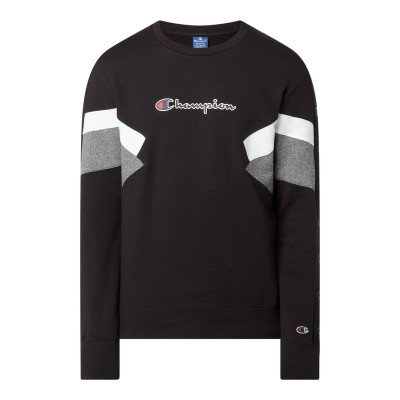 Champion Comfort fit sweatshirt van katoen, model 'Roche'