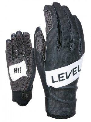 Level Level Web Gloves grijs