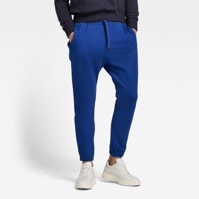 G-Star RAW Stitch Panel Sweatpant - Midden blauw - Heren