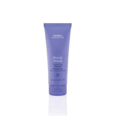 AVEDA Aveda Blonde Revival Purple Toning Reisformaat Shampoo 40ml