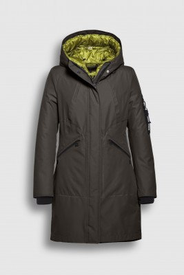 Creenstone Creenstone 3 in 1 Raincoat with detachable quilted jacket - Dark Pine
