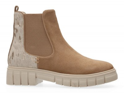 Maruti Tygo Chelsea Boots Splash Bruin