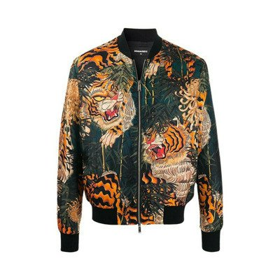Dsquared2 Tiger Bamboo Bomber