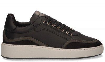 Nubikk Nubikk Jiro Jones Zwart/Grijs Herensneakers