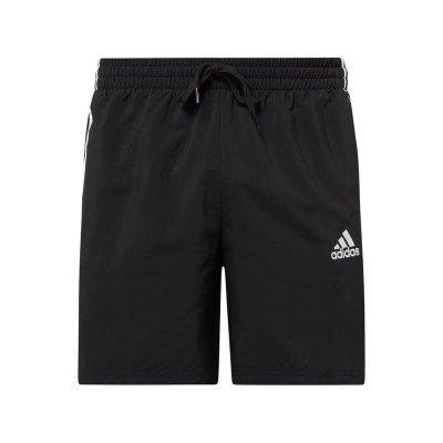 adidas performance Korte broek met logostrepen