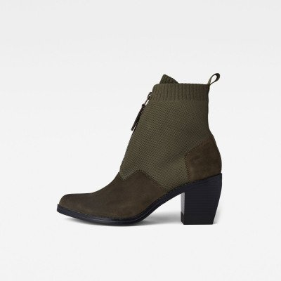 G-Star RAW Tacoma Boots - Groen - Dames