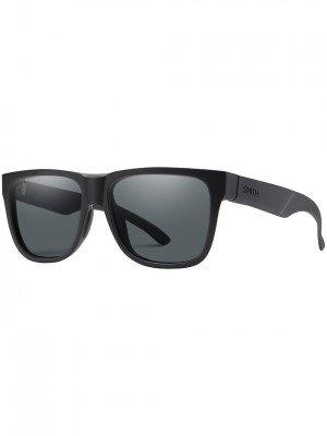 Smith Smith Lowdown 2 Core Matte Black Sunglasses zwart