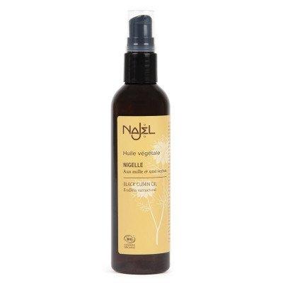 Najel Zwarte komijn olie voor huid en haar - 125ml Najel